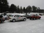 Round 2 - A.M.E.C. 2006 Ice Racing Championships
